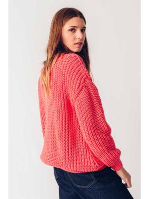 Skfk Adane Sweater Pink