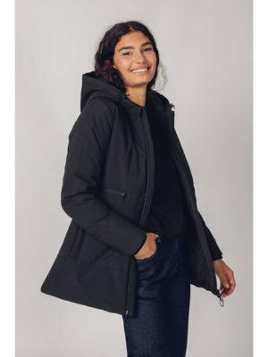 Skfk Agerne Jacket Black