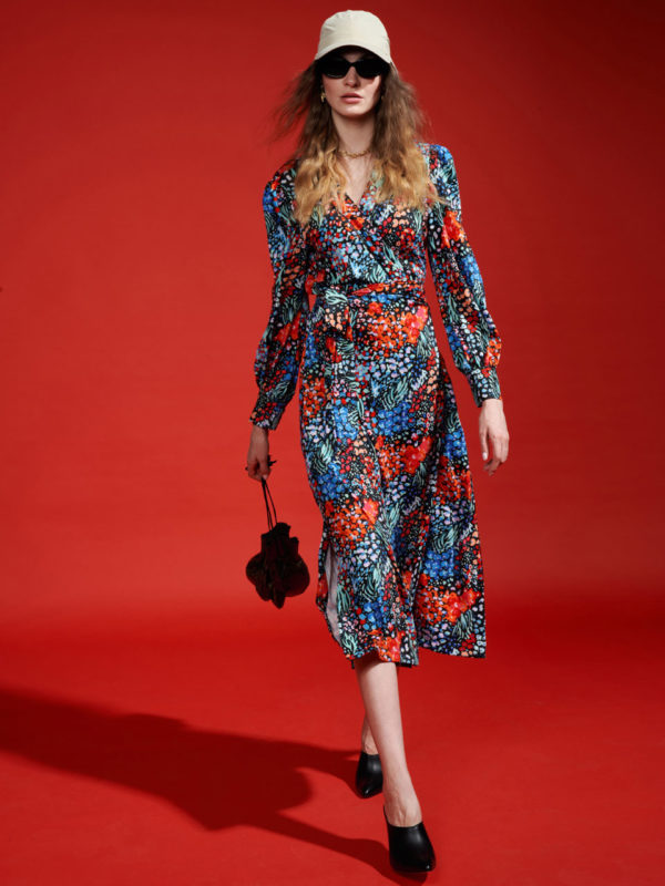 We_are Wrap Dress