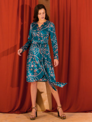 Ananke Denise Wrap Dress