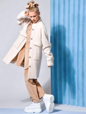 Arpyes Zircon Coat Vanilla