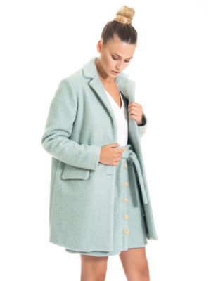 Chaton Rory Oversized Coat Veraman