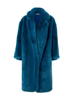 Milkwhite Fur Free Coat