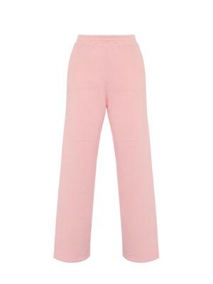 Milkwhite Sweatpants Baby pink