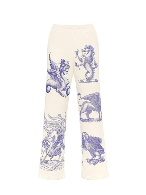 Milkwhite-Printed-Sweatpants