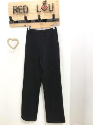 Milkwhite Sweatpants Black