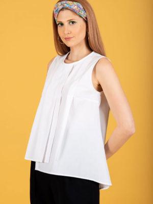 Chaton Emily Shirt White