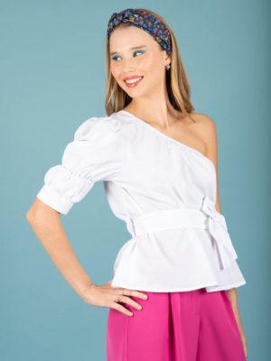 Chaton Felice Shirt White