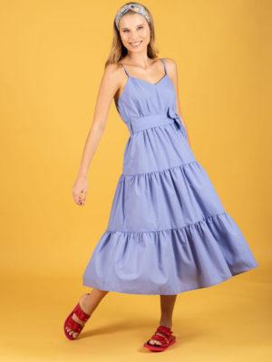 Chaton Irene Dress Lilac