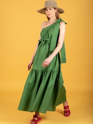 Chaton Lucinda Dress Green