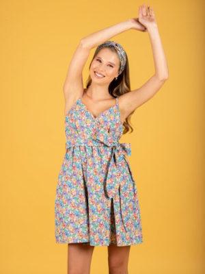 Chaton Timon Short Dress