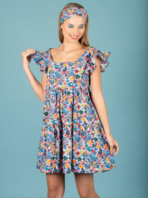 Chaton Wanda Dress