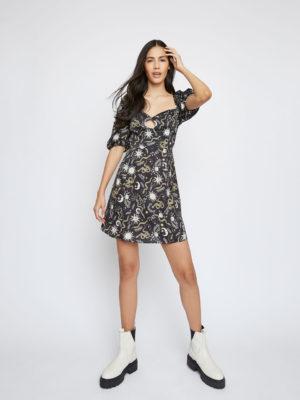Glamorous Madrid Dress