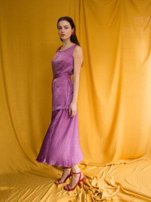Ananke Susan Pleated Skirt