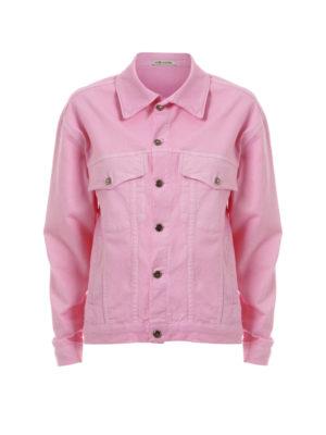 Milkwhite Basic Denim Jacket
