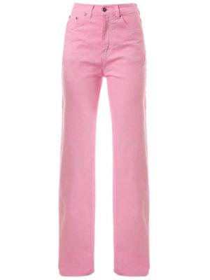 Milkwhite Basic Denim Pants