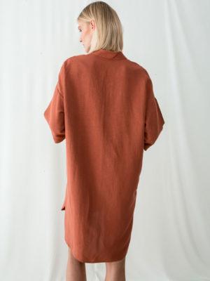 Ofilia's Chemisier Dress