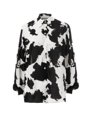 Milkwhite Shirt Black & White